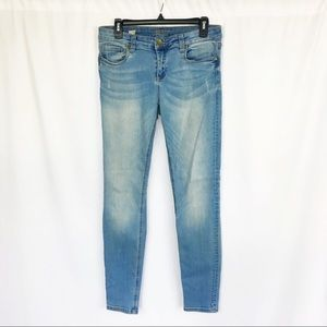 Kut from the Kluth Mia toothpick skinny jean 8